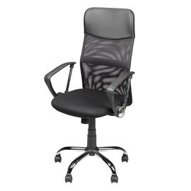 London Drugs Mesh Back Office Chair - Black
