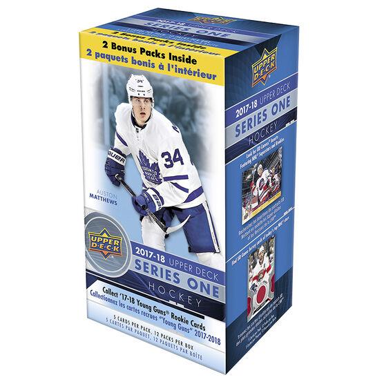 2017/18 NHL Series 1 Blaster Pack