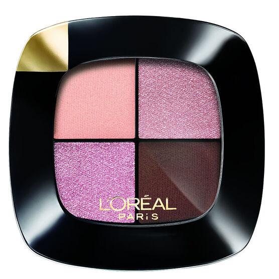 L'Oreal Colour Riche Pocket Palette Eyeshadow - Avenue Des Roses
