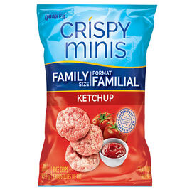 Quaker Crispy Minis - Ketchup - 172g