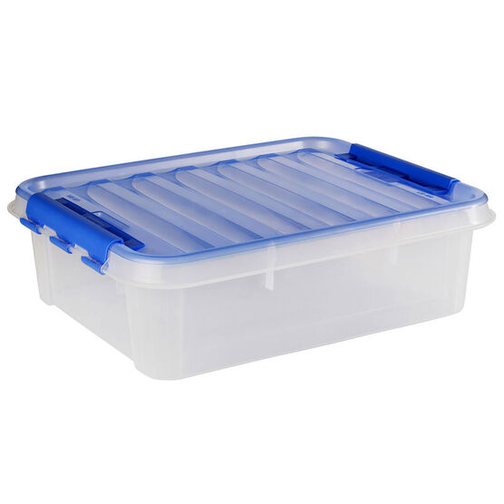 Snapware Smart Store with Blue Bell Handles - 17.7L