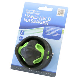 Zenzation Hand Held Massager - Black/Green