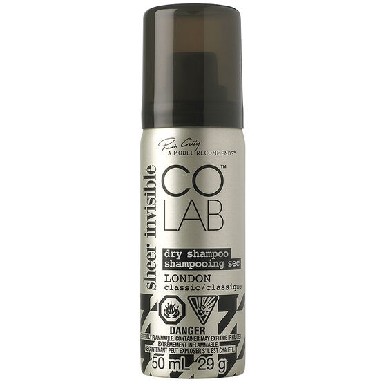 COLAB Dry Shampoo London - Sheer Invisible - 50ml
