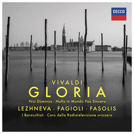 Franco Fagioli, Diego Fasolis, Julia Lezhneva - Vivaldi: Gloria; Nisi Dominus; Nulla in Mundo Pax Sincera - CD