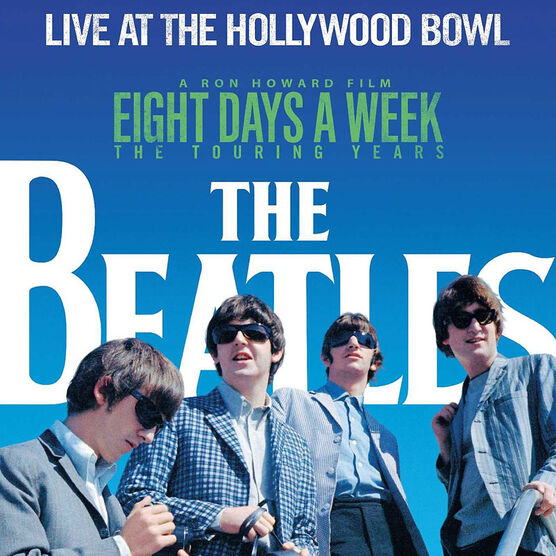 The Beatles - Live at the Hollywood Bowl - Vinyl