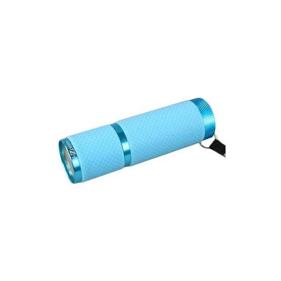 I-Zoom Glow Flashlight - Assorted Colours - FLC901224