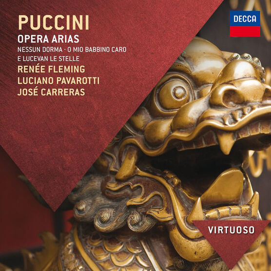 Various Artists - Virtuoso Series: Puccini Opera Arias - CD