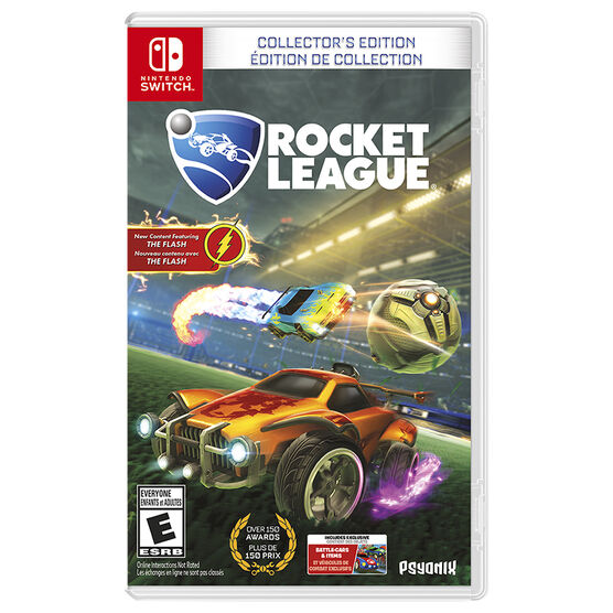 Nintendo Switch Rocket League - Championship Edition