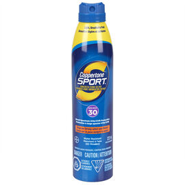 Coppertone Sport Continuous Spray Sunscreen - SPF30 - 177ml
