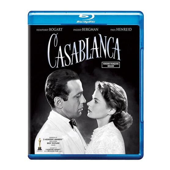 Casablanca: 70th Anniversary Edition - Blu-ray