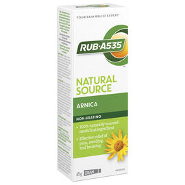 RUB A535 Arnica Gel-Cream - Maximum Strength - 65g