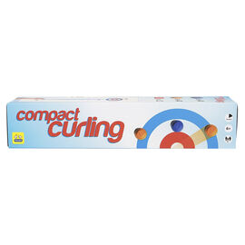 Compact Curling Game