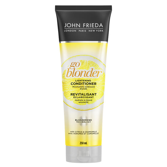 John Frieda Sheer Blonde Go Blonder Lightening Conditioner - 250ml