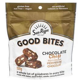 SunRype Good Bites - Chocolate Chip - 150g