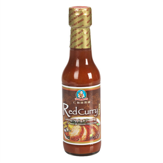 Healthy Boy Curry Sauce - Red - 293g