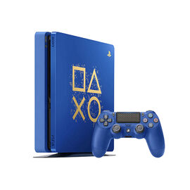 PS4 Days of Play Limited Edition Console - 1TB - 3003132