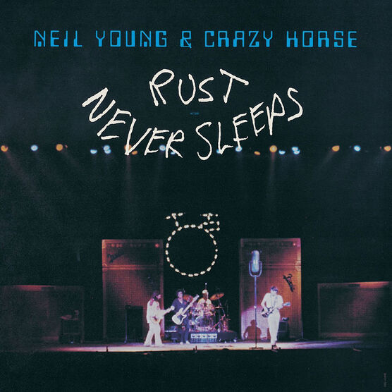 Neil Young and Crazy Horse - Rust Never Sleeps - Vinyl