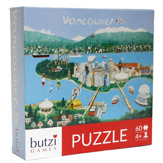 Butzi - Vancouver B.C Puzzle