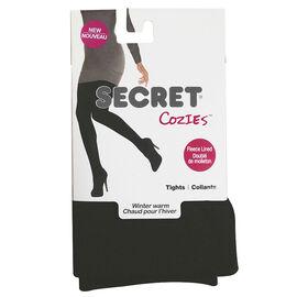 Secret Luxury Fleece Tights - Assorted