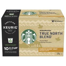 K-cup Starbucks Coffee - True North - 10 pack