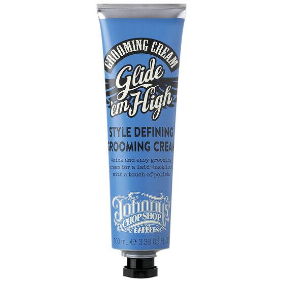 Johnny's Chopshop Grooming Cream Glide 'em High - 100ml