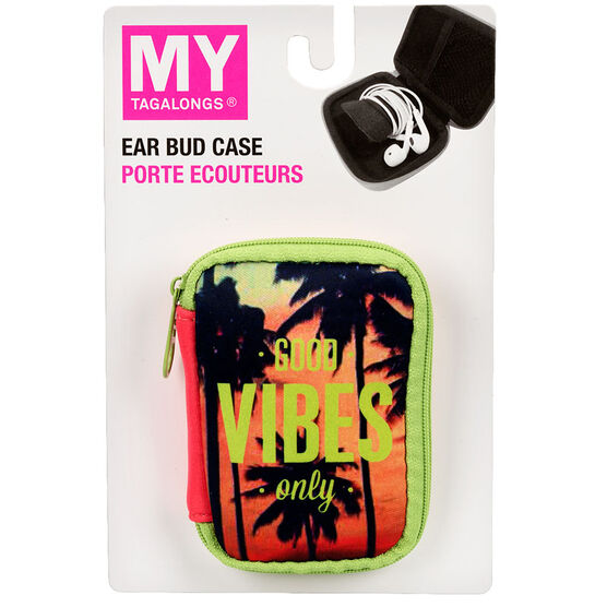 My Tagalongs Endless Summer Ear Bud Case - Assorted - 50835
