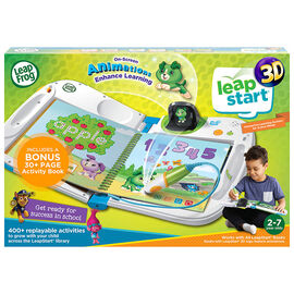 LeapStart 3D Learning System with Bonus Book