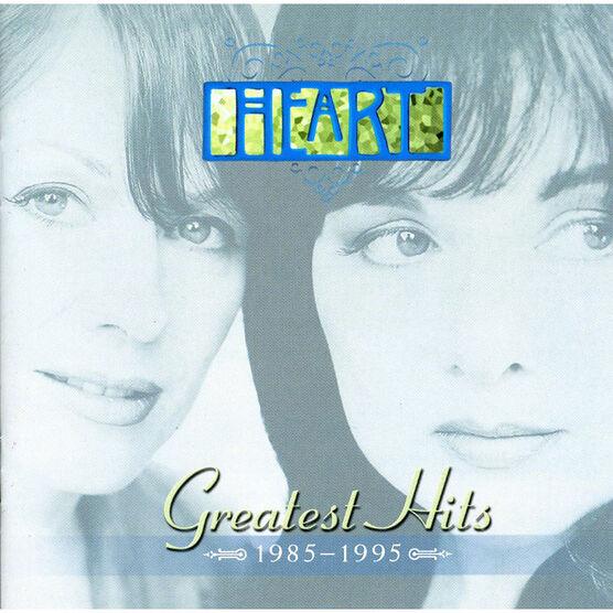 Heart - Greatest Hits 1985 - 1996 - CD