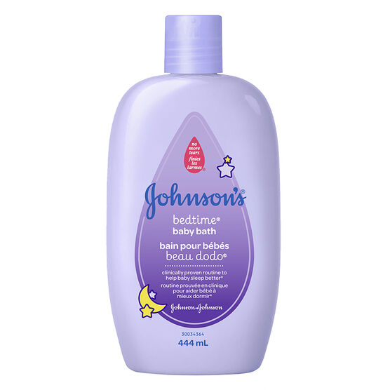 Johnson & Johnson Bedtime Bath - 444ml