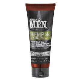 Dippity-Do Men Hemp Hair & Scalp Firm Hold Gel - 200ml