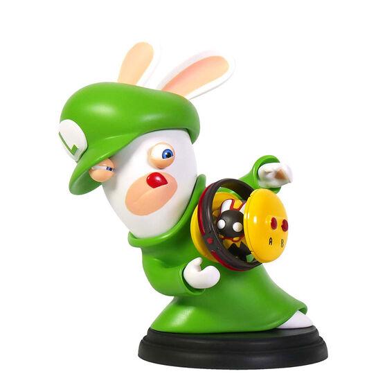 Mario + Rabbids Kingdom Battle: Rabbid Luigi Figurine - 6 Inch