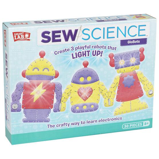 Smart Lab Glowbots