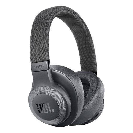 JBL E65BT Wireless Over-Ear Headphones - Black - JBLE65BTNCB