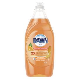 Dawn Antibacterial Dishwashing Liquid - Orange - 532ml
