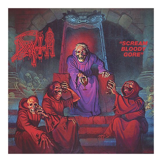 Death - Scream Bloody Gore - Vinyl