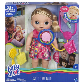 Sweet Tears Baby - Blonde