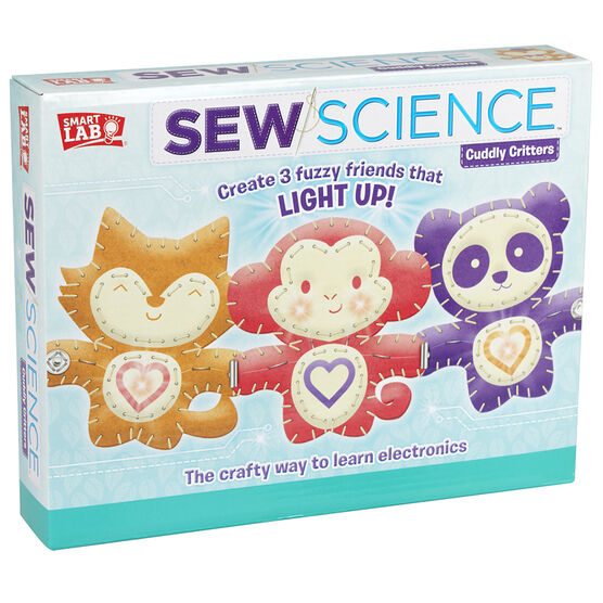 Smart labs - Cuddly Critters - 15370