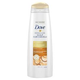 Dove Derma+Care Scalp Shampoo - Dryness & Itch Relief - 355ml