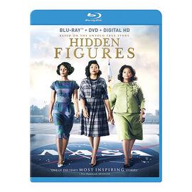 Hidden Figures - Blu-ray