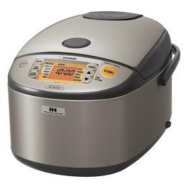 Zojirushi IH Pressure Cooker - Dark Grey - 10 cups - NP-HCC18