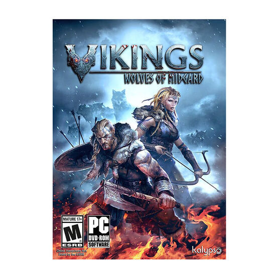PC Vikings - Wolves of Midgard