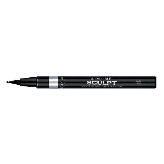 L'Oreal Infallible Sculpt Liquid Eyeliner - Black