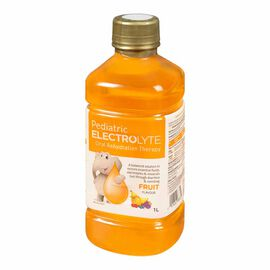 Pediatric Electrolyte - Fruit - 1L