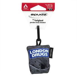London Drugs Spudz Cloth - Black 8MM Film- SUFDO1-G19