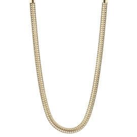Anne Klein Chain Collar Necklace - Gold Tone