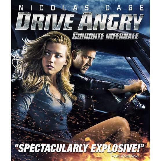 Drive Angry - Blu-ray
