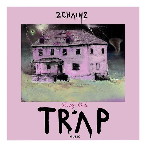 2 Chainz - Pretty Girls Like Trap Music - CD
