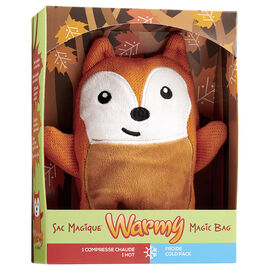 Magic Bag Warmy Fox