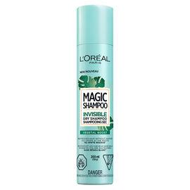 L'Oreal Magic Invisible Dry Shampoo - Vegetal Boost - 200ml