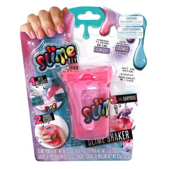 Slime Shaker Blister Pack - Assorted